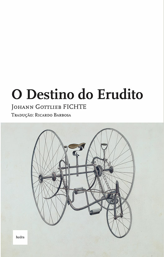 O destino do erudito (Johann Fichte)